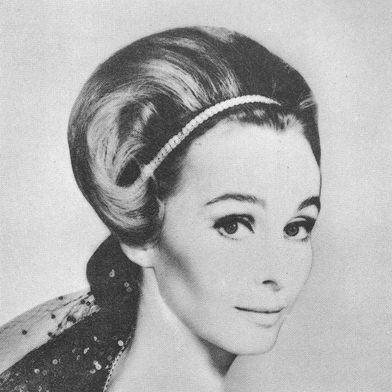 1960s Hairstyle 49