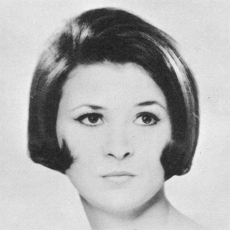 1960s Hairstyle 5