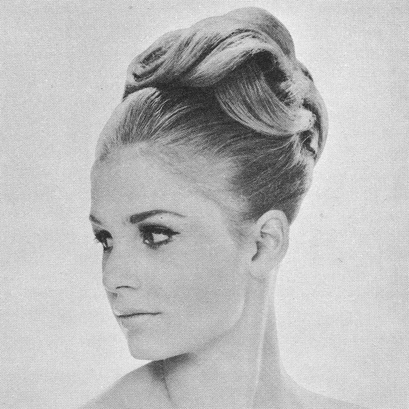 1960s Hairstyle 22