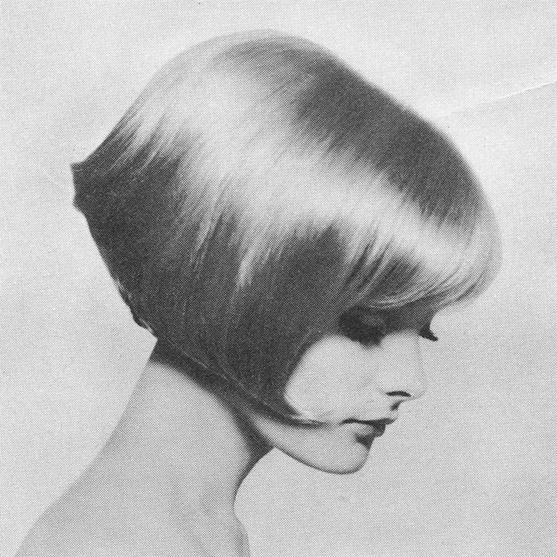 1960s Hairstyle 1