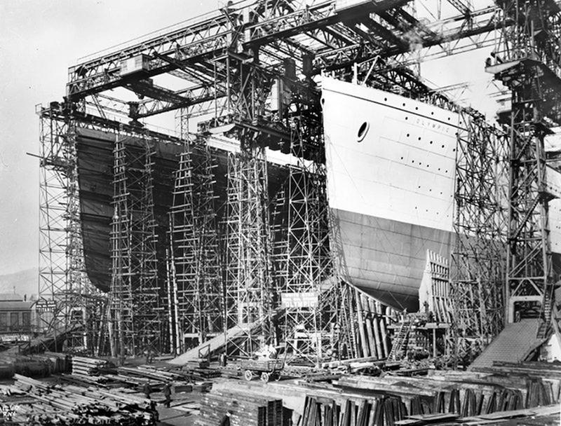 Titanic-Construction-8