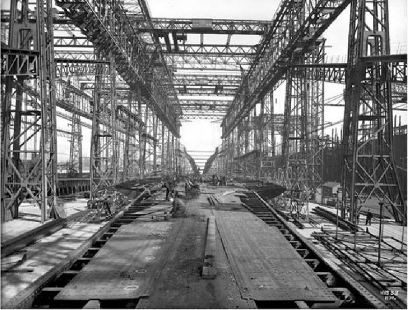 Titanic-Construction-2