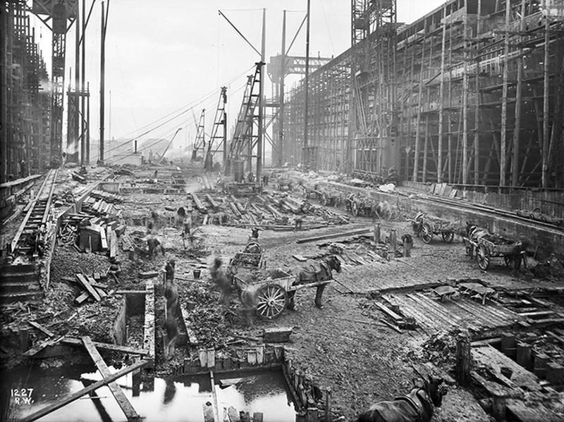 Titanic-Construction-1