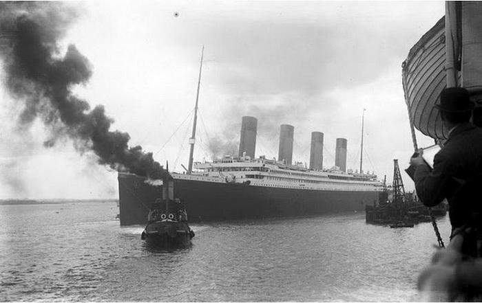 Titanic Construction 35