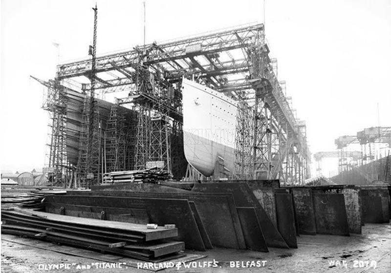 Titanic-Construction-7