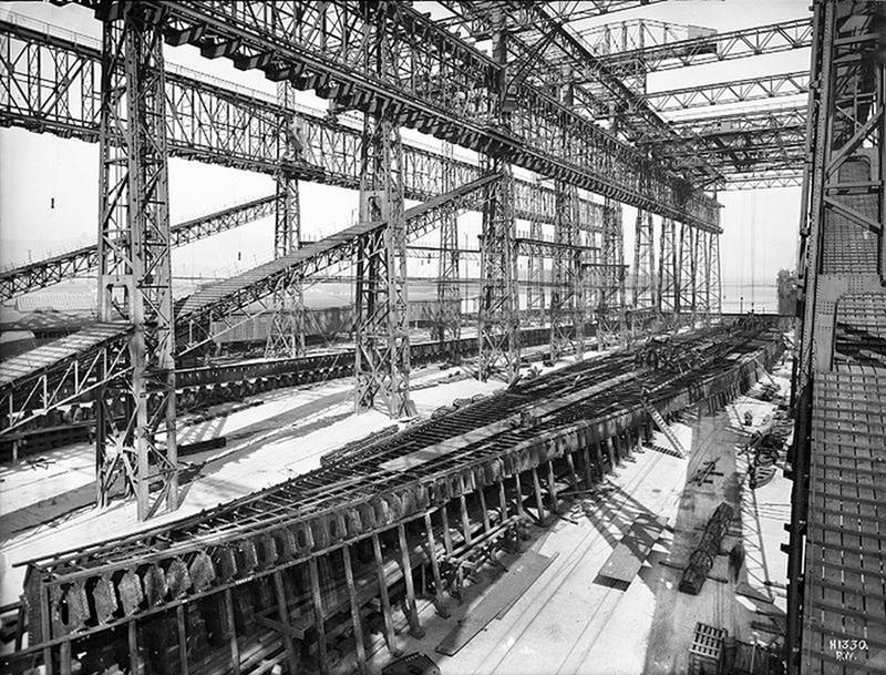 Titanic-Construction-3