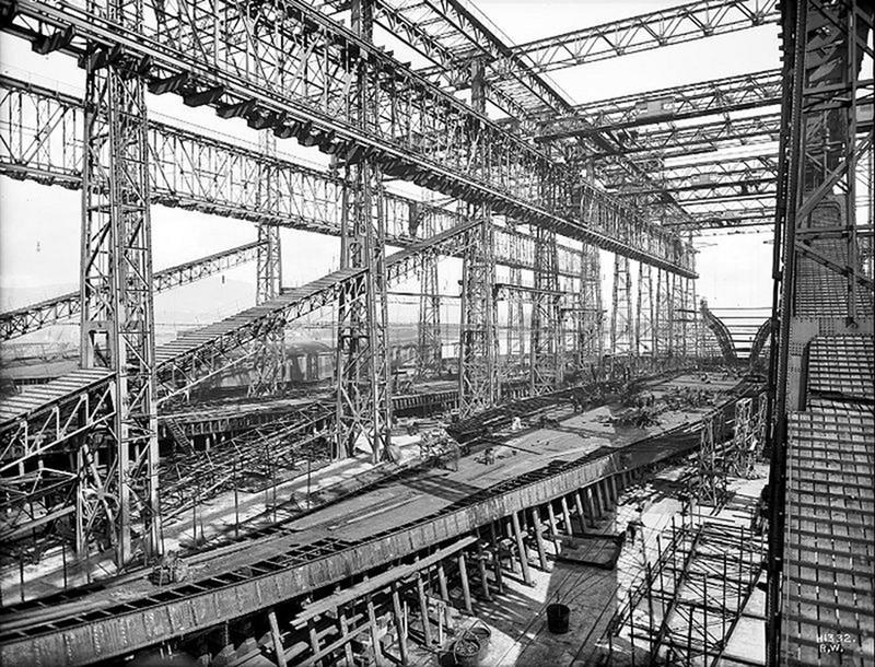 Titanic-Construction-4