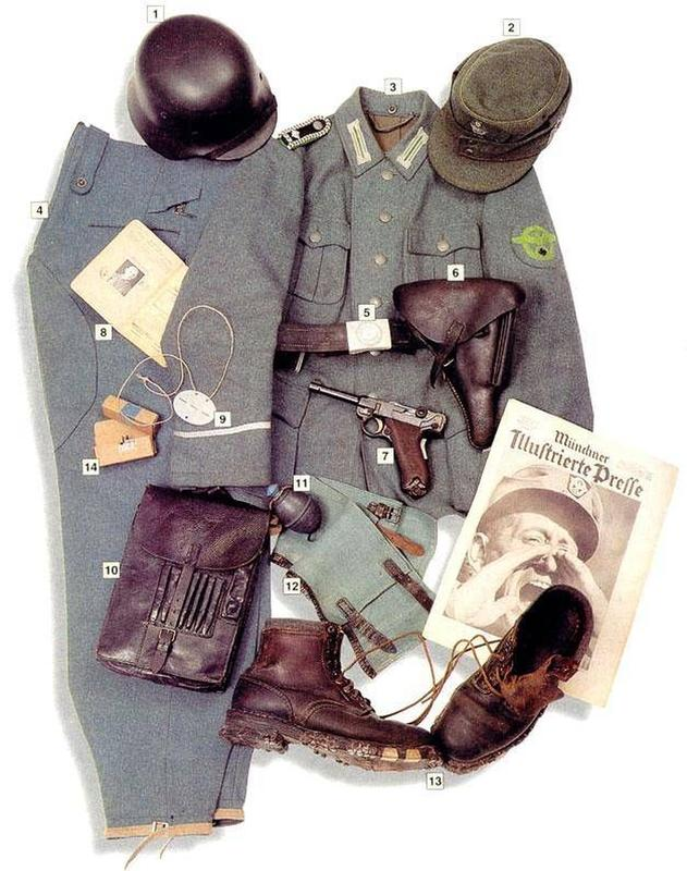 ww2 uniforms 33