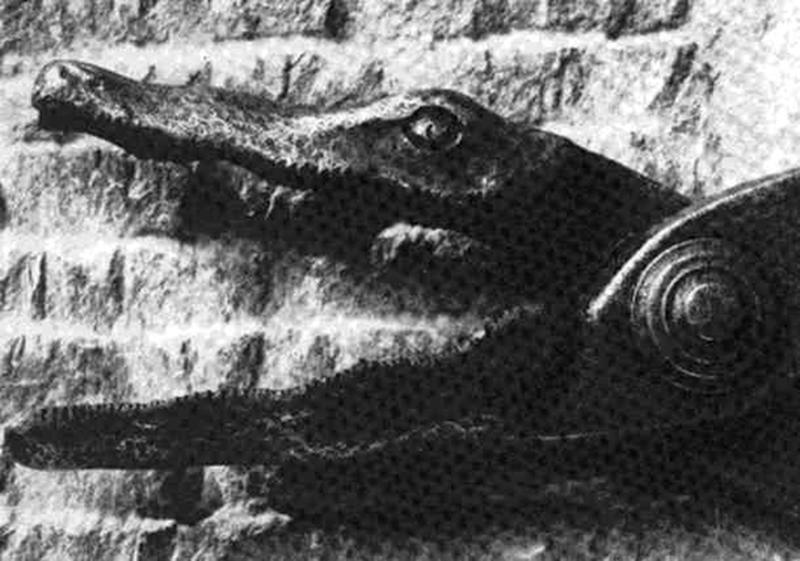 brutal torture devices - crocodile shears