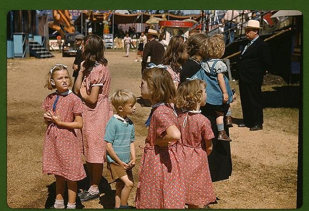 rare color photos - 1940s (6)
