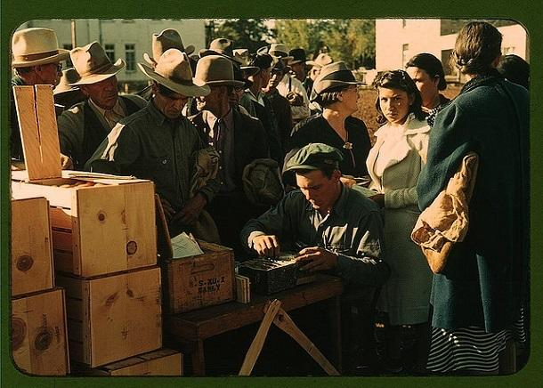 rare color photos - 1940s (38)