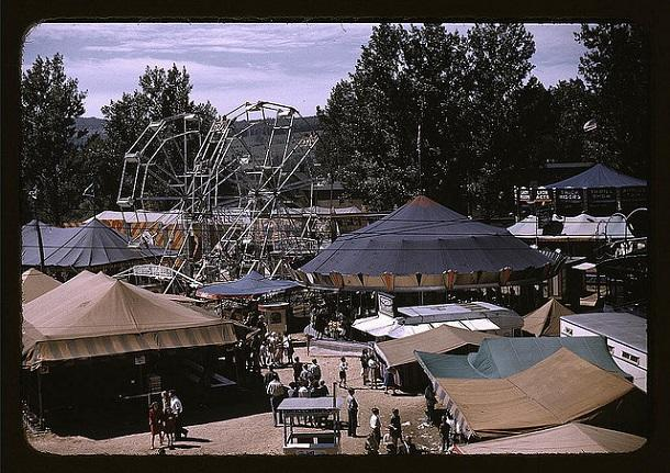 rare color photos - 1940s (7)
