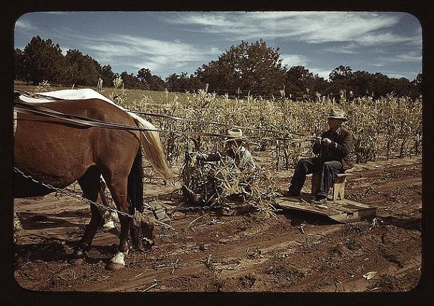 rare color photos - 1940s (37)