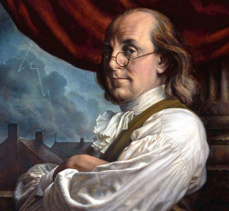 Ben Franklin And His Kite Experiment The Real Story