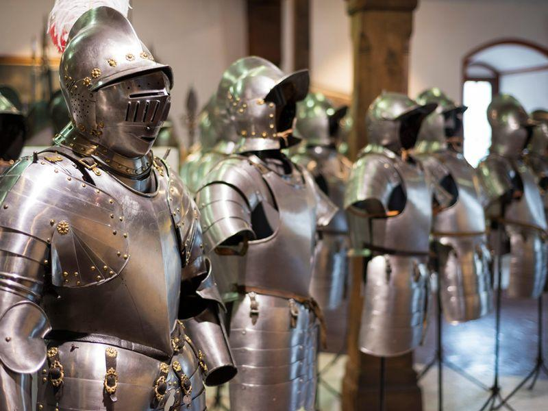 Suits of Armor, A Knight's Best Friend | History Daily
