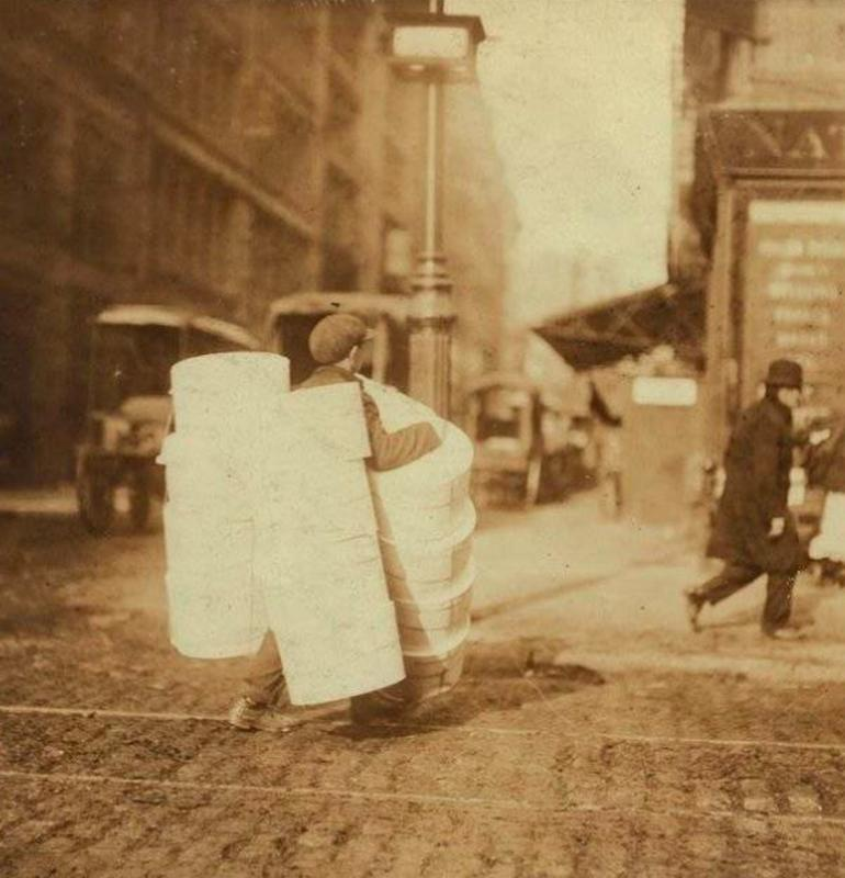 Jericho New York Apartments: Vintage Photos Of The Child Laborers Of New York City