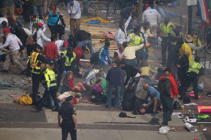 Boston Bombing victims