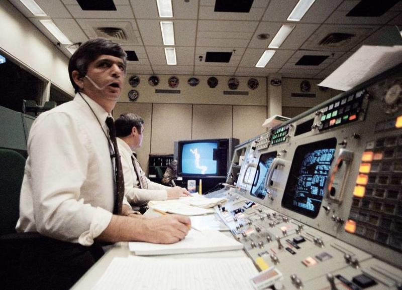 Challenger Flight Director