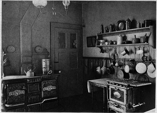 Photos Of Old Kitchens From 1860 To 1970 History Daily