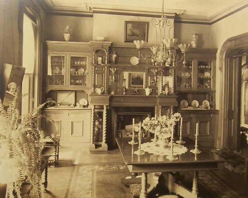 inside victorian homes 1