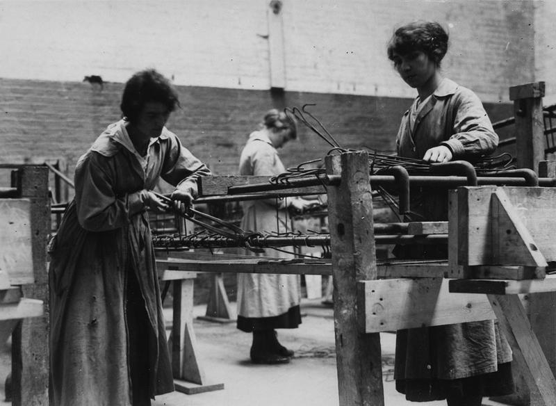 women workers of ww1 11