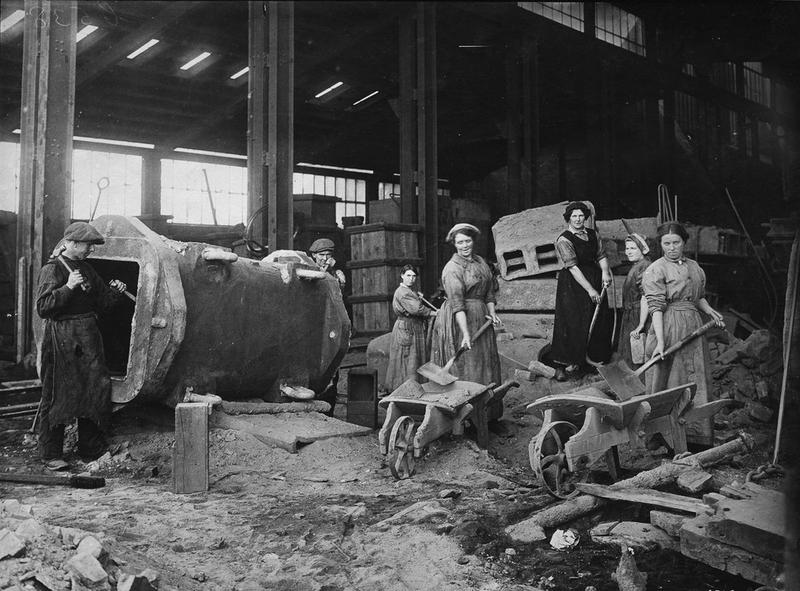 women workers of ww1 18