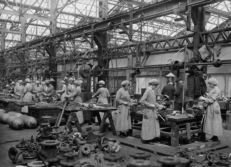 women workers of ww1 28
