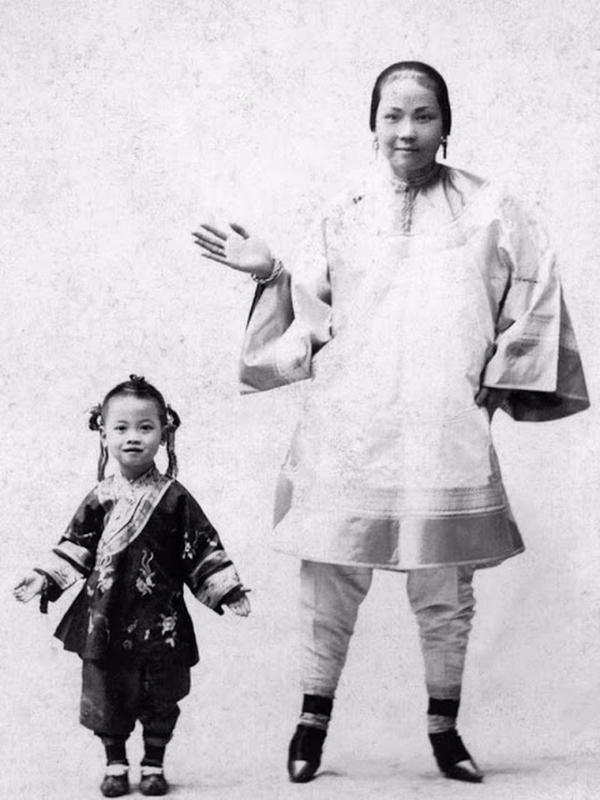 Chinese Women With Bound Feet 5