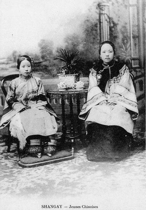Chinese Women With Bound Feet 20
