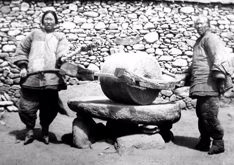 Chinese Women With Bound Feet 13