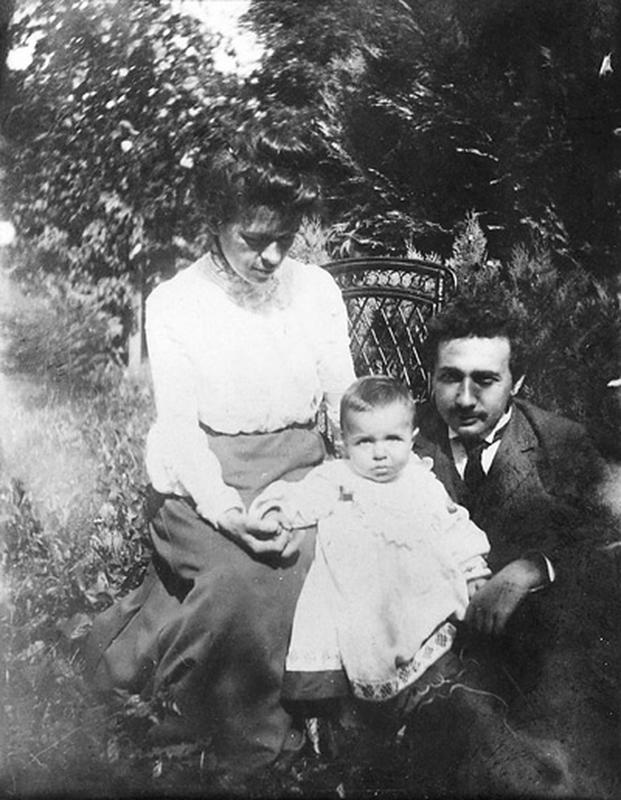 Old Photos of Albert Einstein 8