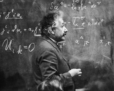 Old Photos of Albert Einstein 3