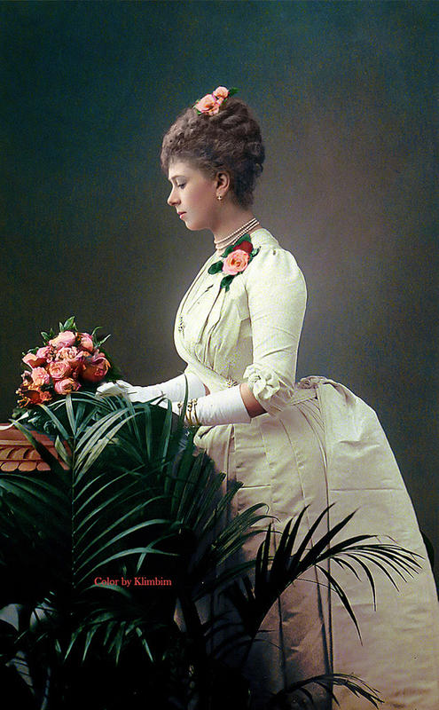 colorized victorian portraits 1