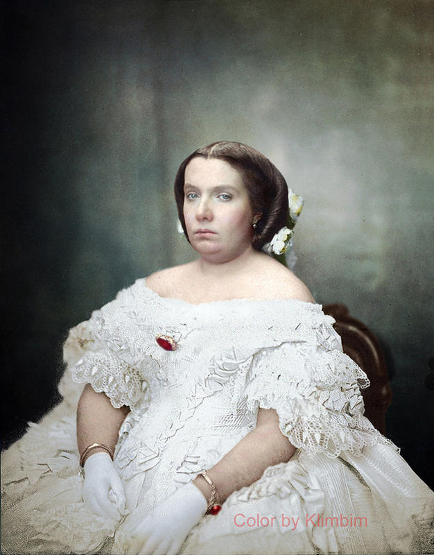 colorized victorian portraits 10