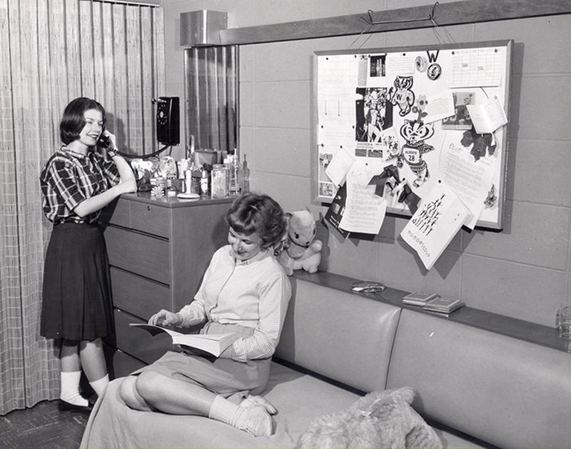 vintage dorm photos 15
