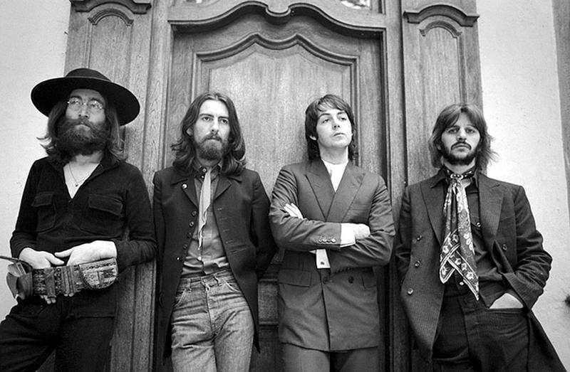 the beatles last photo session 3