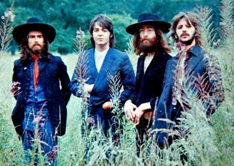 the beatles last photo session 6