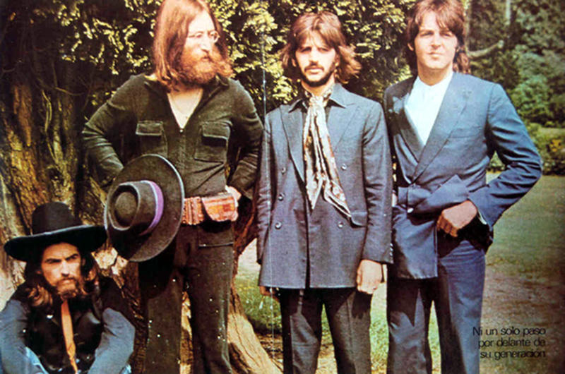 the beatles last photo session 9