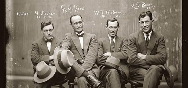 21 Vintage Police Mugshots Of 1920S Gangsters  History Daily-6687