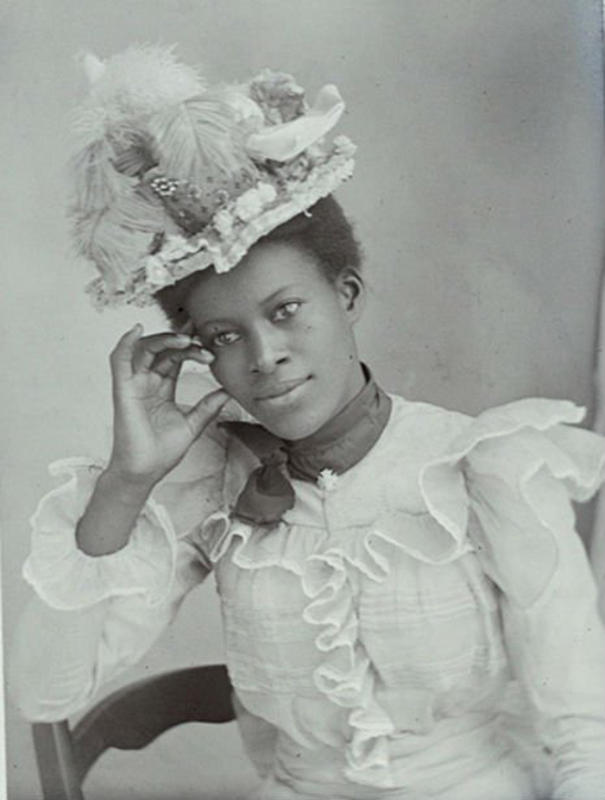 victorian women of color 1