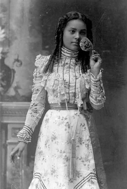 victorian women of color 13