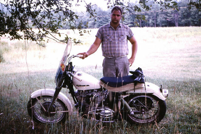 Classic Motorbikes in the 1950s-60s (23)