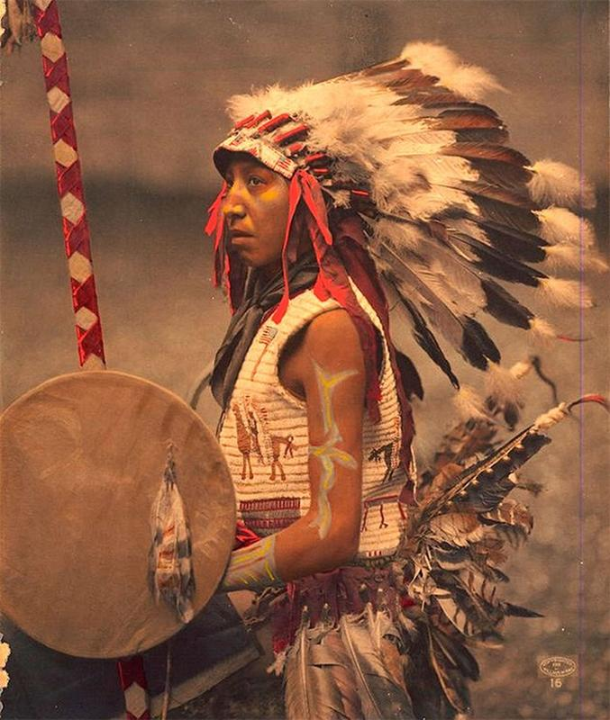 color-photos-native-americans 7