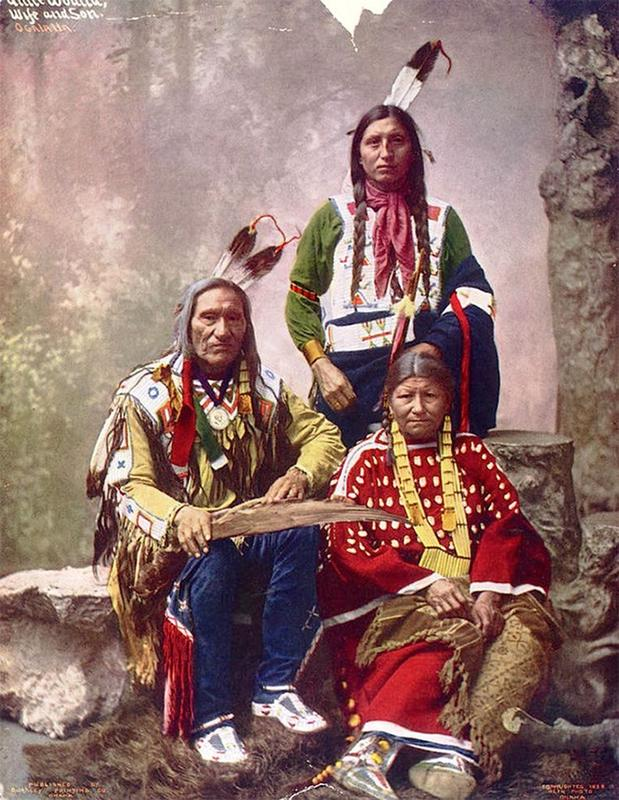 color-photos-native-americans 14