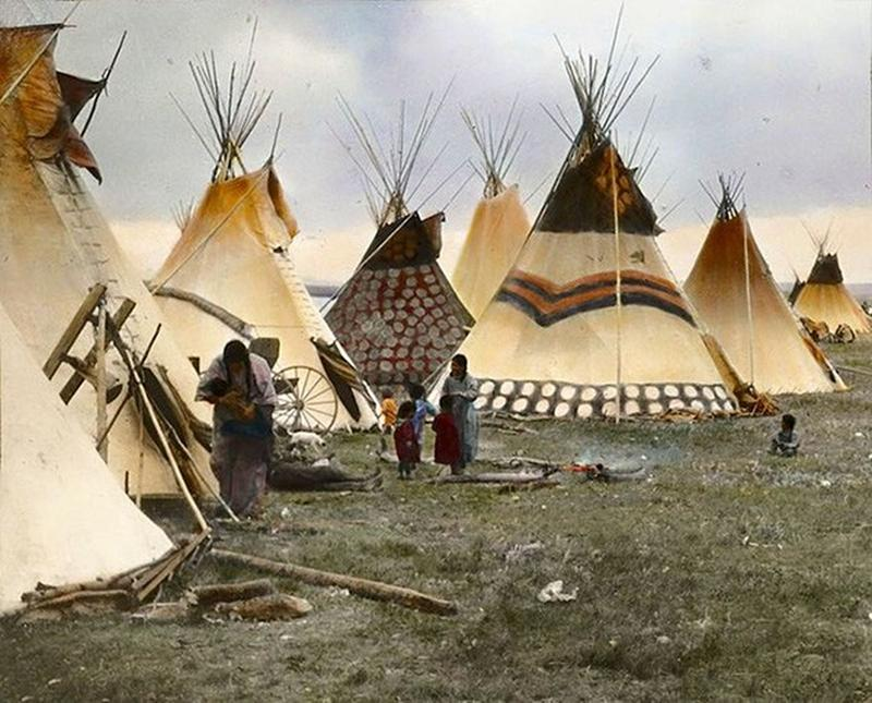 color-photos-native-americans 6