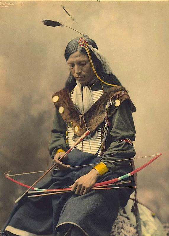 color-photos-native-americans 5