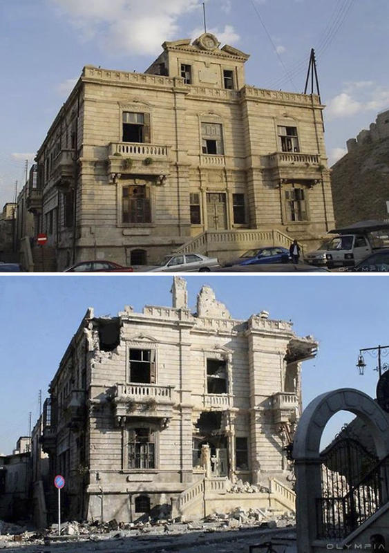 syria before after war 22