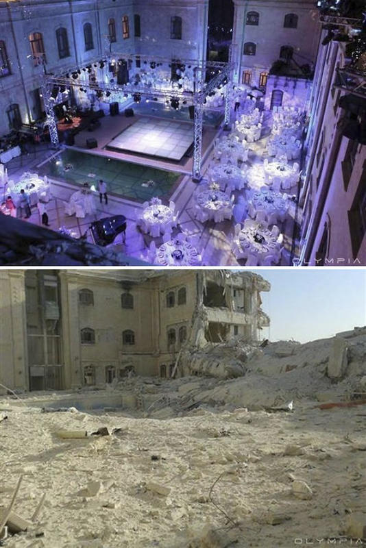 syria before after war 17