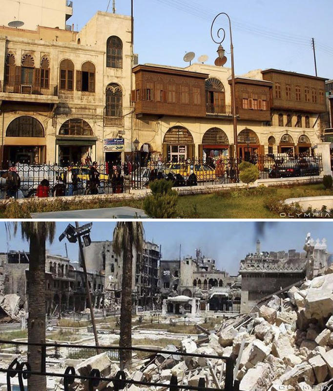 syria before after war 23