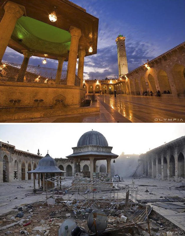 syria before after war 12